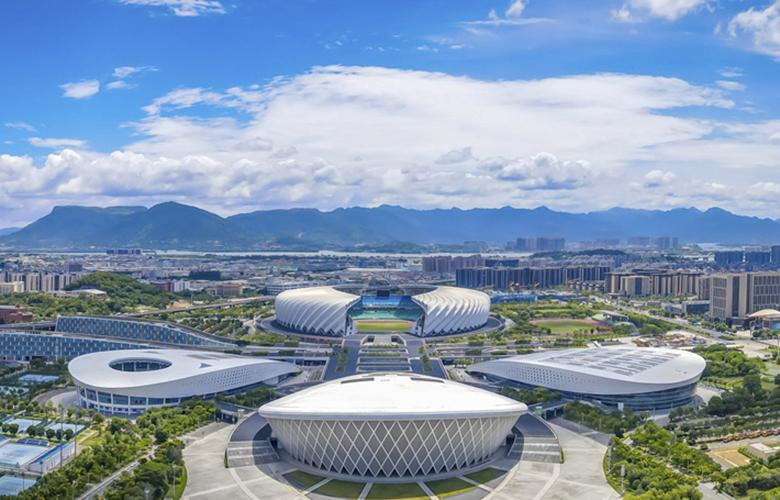 福州海峽奧體中心上榜全國體育服務綜合體典型案例