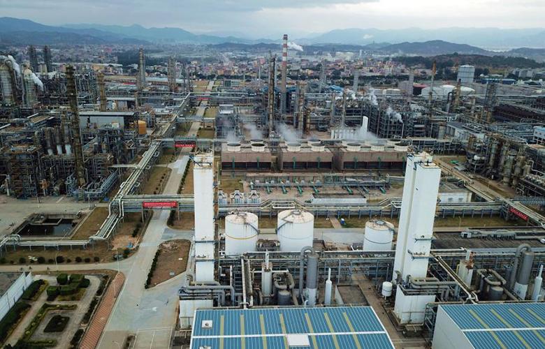 福建泉港:延伸石化産業鏈 推動産業轉型升級