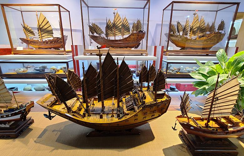福建泉州:古法復原明代福船