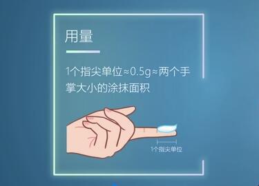 激素類藥膏正確使用方法
