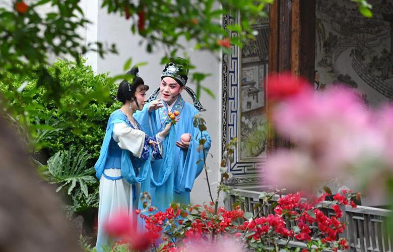 福州:多彩文化傳坊巷