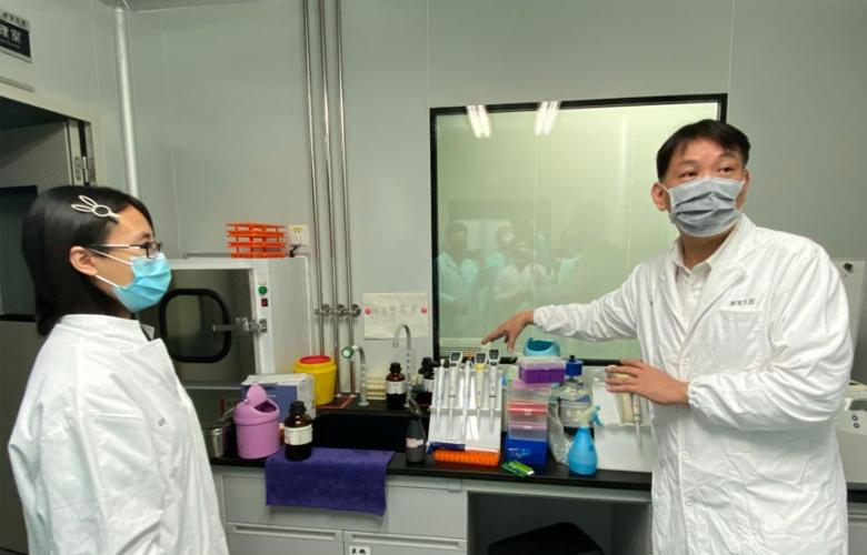 福建臺胞:積極接種大陸疫苗 呼吁臺當局為民著想