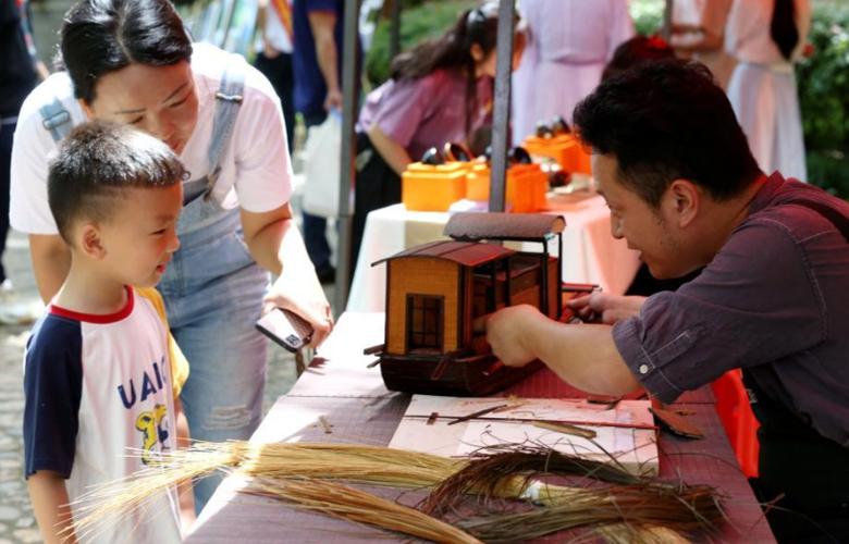 福建武夷山:展示文化 保護遺産
