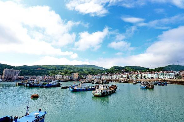 福建连江:治理海洋环境 创建美丽家园