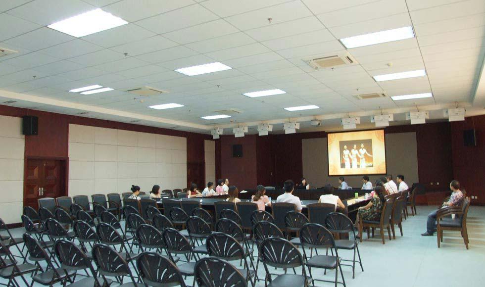 视频会议多媒体会议室配置